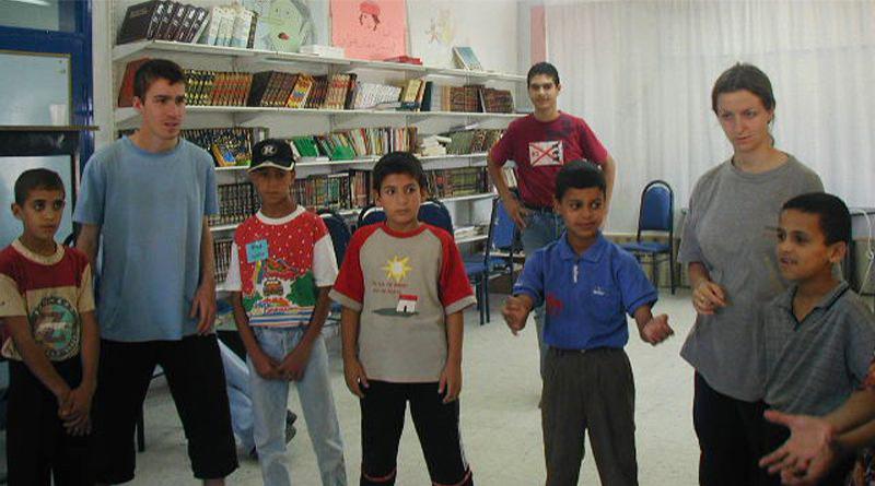 Impressions of the International Volunteers / Summer 2003