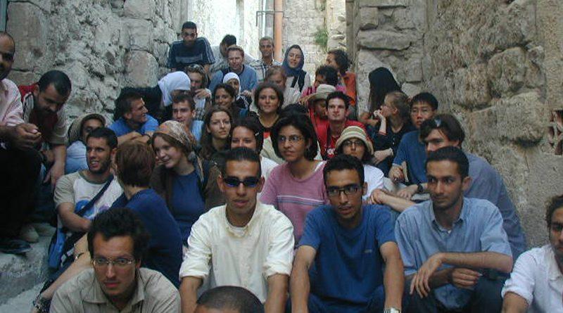 Zajel Finishes the Second International Voluntary Work-camp 2003