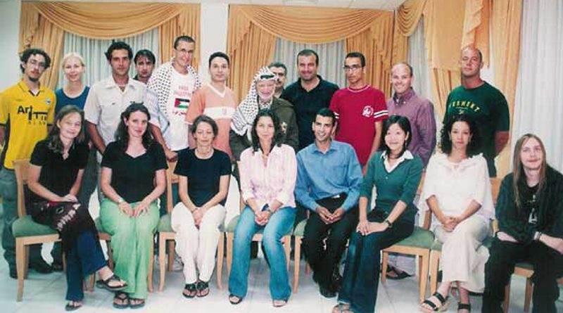 Impressions of the local volunteers of the international voluntary workcamp 2004