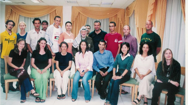 Zajel Closes the Activities of the International Voluntary Work Camp 2004