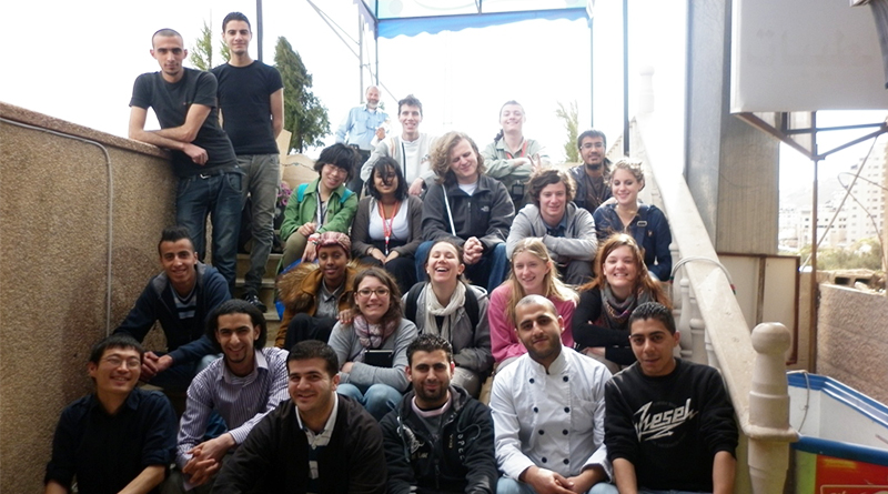 Reflections of the Local Students – Spring Camp, 2012