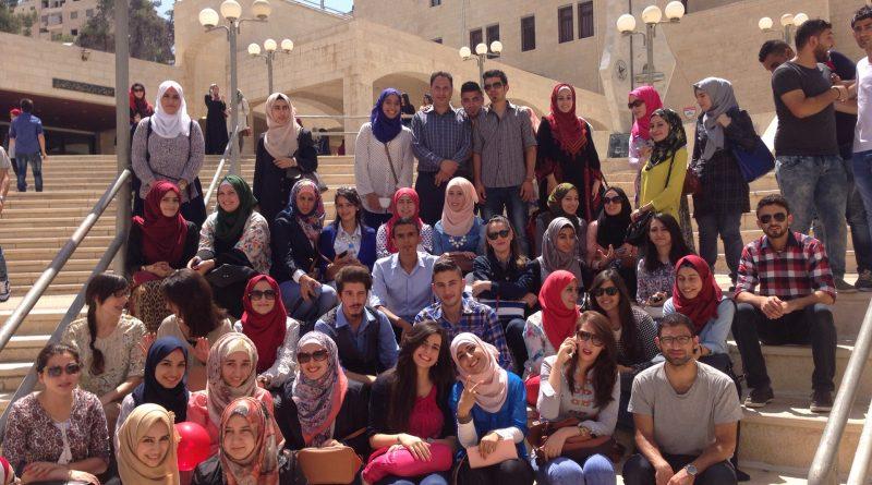 المخيم التطوعي الدولي ( آب 2015)