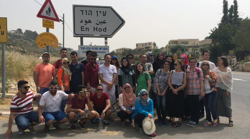 Zajel Organizes a Field Trip to Galilee