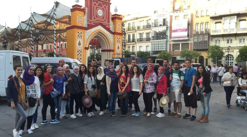 Zajel Organizes a Visit to Andalucía Spain