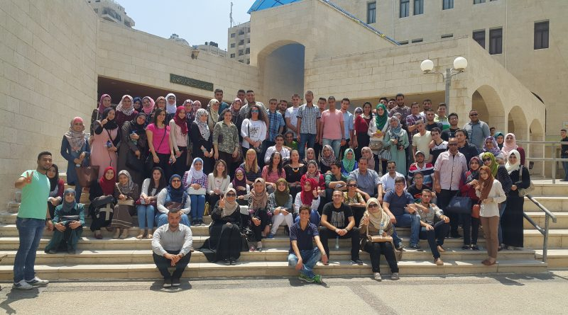 Zajel Concludes a Training Workshop on Having Skills for a Career in PR