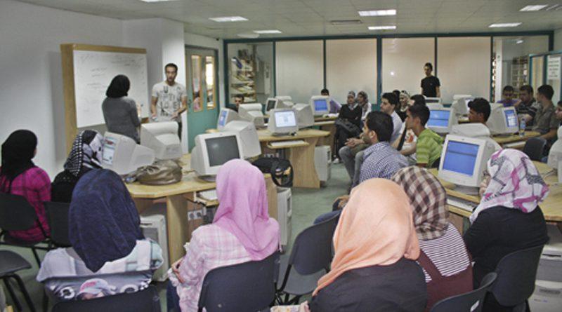 The International Youth Exchange Program Zajel Concludes Three Training Courses on Public Speaking Skills