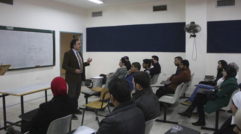 Zajel International Exchange Program Inaugurates Training in English Communication Skills