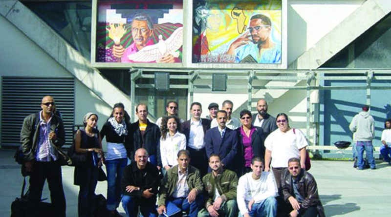 Palestinian Scholars Successfully Conclude USA Visit