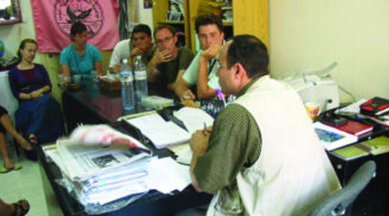 Zajel organizes study visit for Belgian delegation
