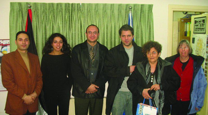 European Union Delegation of NGOs Visits University, Nablus, and its Refugee Camps
