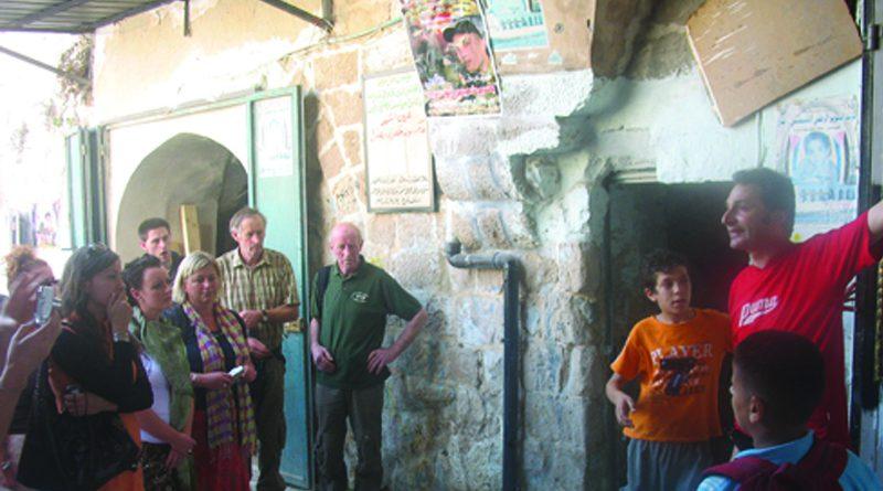 Zajel Organizes Study Visit for Irish Delegation