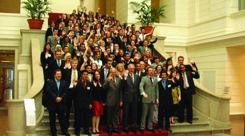 Zajel Participates in the Euro-Mediterranean Youth Parliament