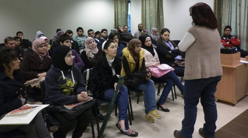A Lecture on Media Strategies in Civil Society is organized