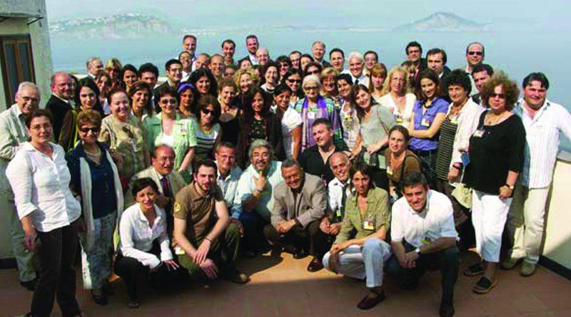 زاجل يشارك في ورش عمل حوض المتوسط والبحر الاسود في نابولي
