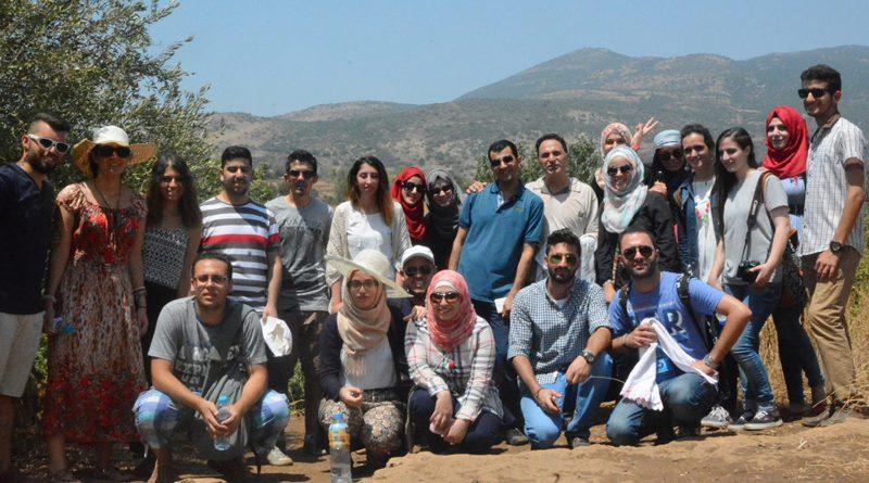 Zajel Became My Home in Palestine