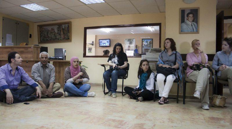 Zajel has shown me a true reflection of the Palestinian struggle
