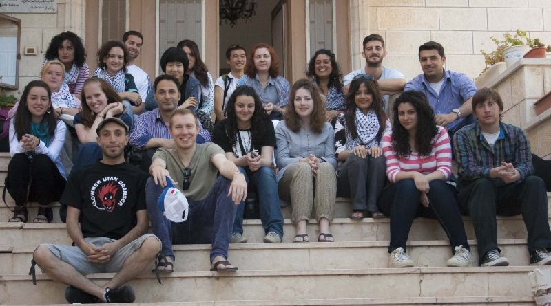 Zajel offered me the chance to meet, talk, and share with amazing, welcoming people