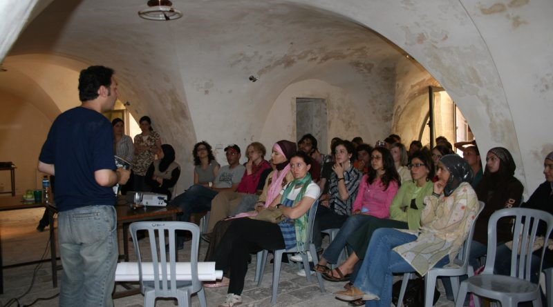 The entertainment activities were another unique insight into Palestinian and Arab culture
