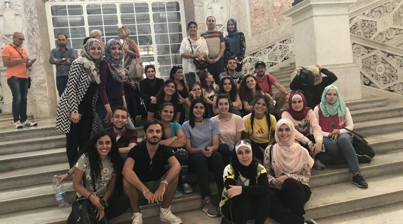 Italian-Palestinian Exchange Program