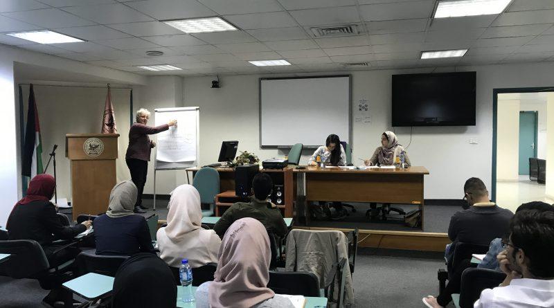 زاجل ينظم ورشة تدريبية حول كتابة الرسالة التحفيزية