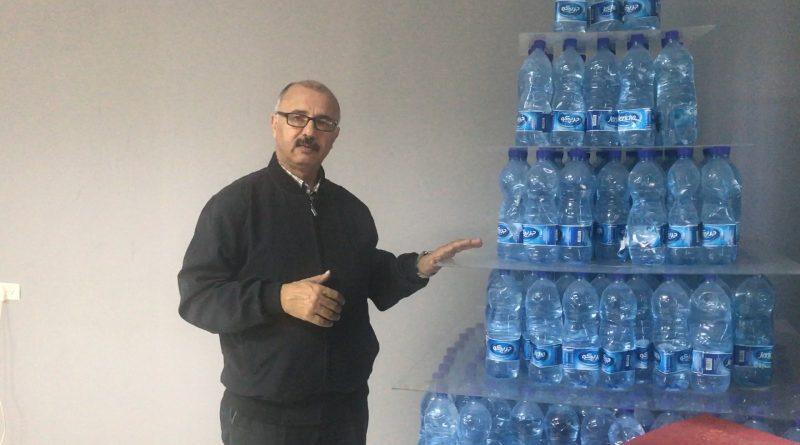مخاطر تلوث المياه الجوفية في فلسطين – المخيم البيئي الثالث
