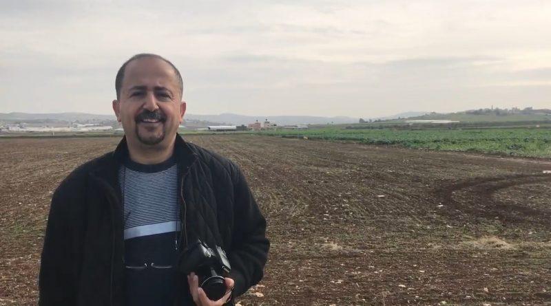 رصد وتوثيق الطيور المهاجرة والمقيمة في سهل مرج بن عامر قرب مدينة جنين – المخيم البيئي الثالث